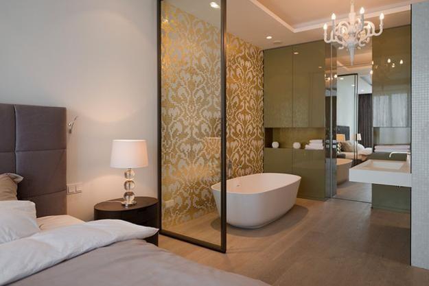 Affordable bathroom design ideas for apartment 37