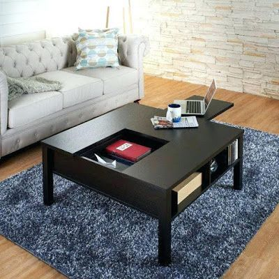 Creative coffee table design ideas for living room 48