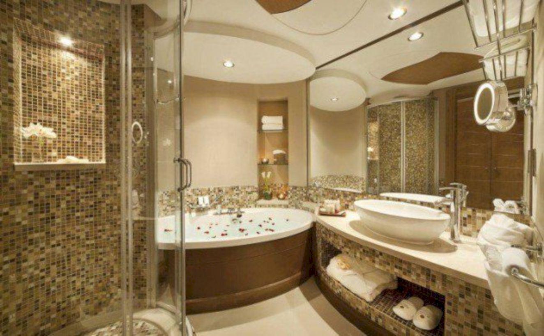 Creative functional bathroom design ideas 42