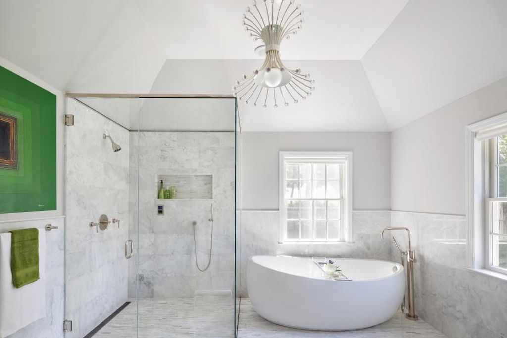 Inspiring shower tile ideas that will transform your bathroom 24